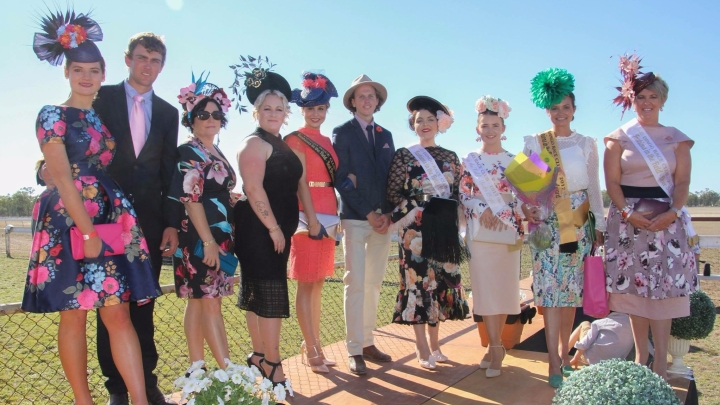 Fashions on the Field – Dingo Races2017