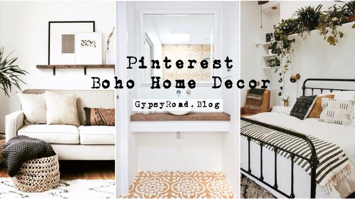 Pinterest – Boho HomeDecor