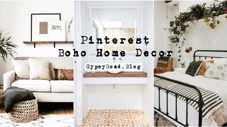 Pinterest Home Interior: Boho Home Decor