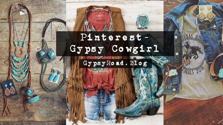 Pinterest – GypsyCowgirl