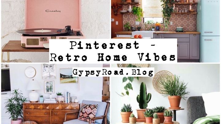 Pinterest – Retro Home Vibes